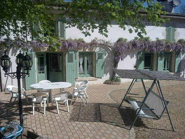 Location maison / villa La mothe st heray 713€ CC - Photo 1
