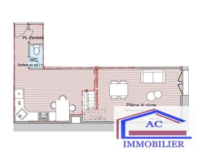 Vente loft/atelier/surface St etienne 45000€ - Photo 2