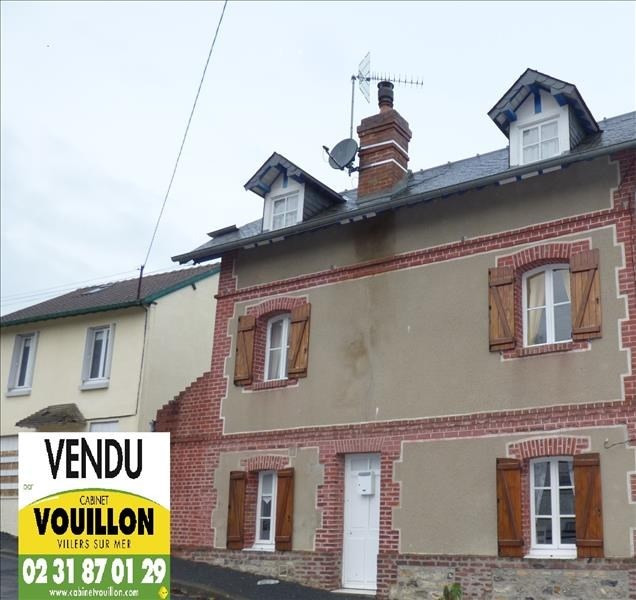 Verkauf haus Villers sur mer 179000€ - Fotografie 1