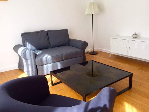 Rental apartment Paris 16ème 1 835€ CC - Picture 1