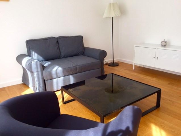 Rental apartment Paris 16ème 1835€ CC - Picture 1