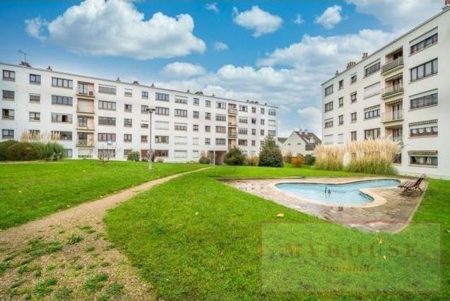 Sale apartment Bagneux 270000€ - Picture 1