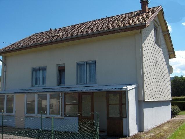 Verkauf haus Anould 125000€ - Fotografie 1