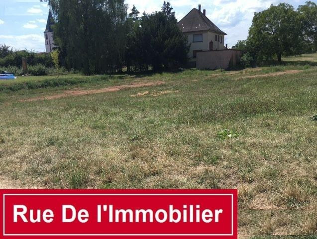 Vente terrain Wilwisheim 64 710€ - Photo 1