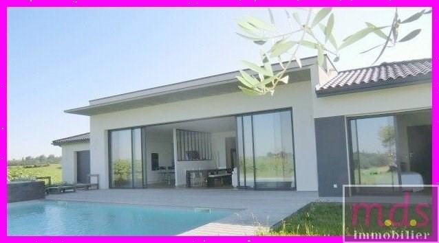 Deluxe sale house / villa Montgiscard secteur 558000€ - Picture 1