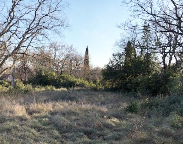 Vente terrain Uzes 99000€ - Photo 1