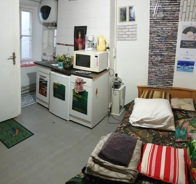 Sale apartment Paris 3ème 140000€ - Picture 1