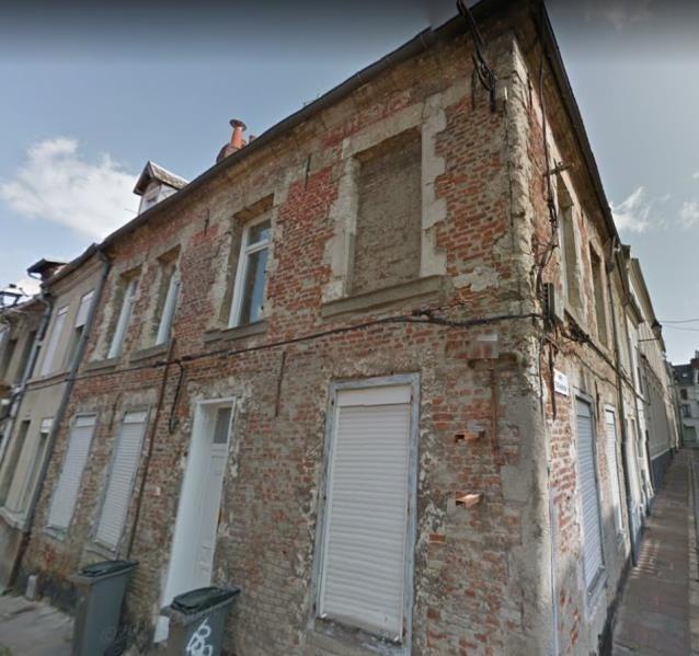 Vente immeuble Cambrai 156750€ - Photo 1