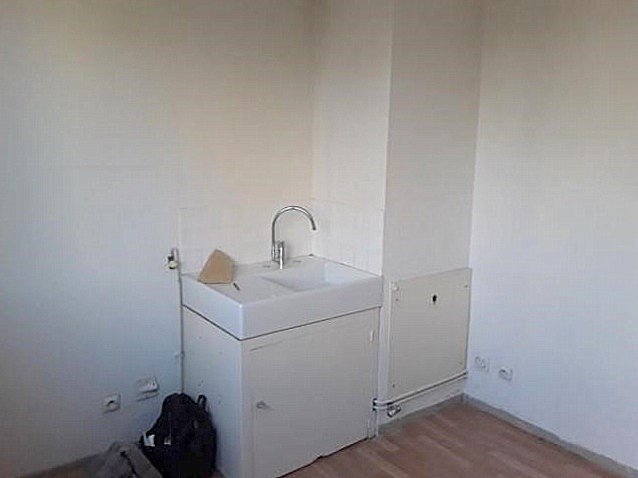 Rental apartment Villeurbanne 550€ CC - Picture 2