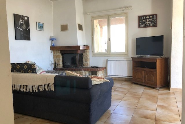 Location vacances maison / villa Les issambres 750€ - Photo 1