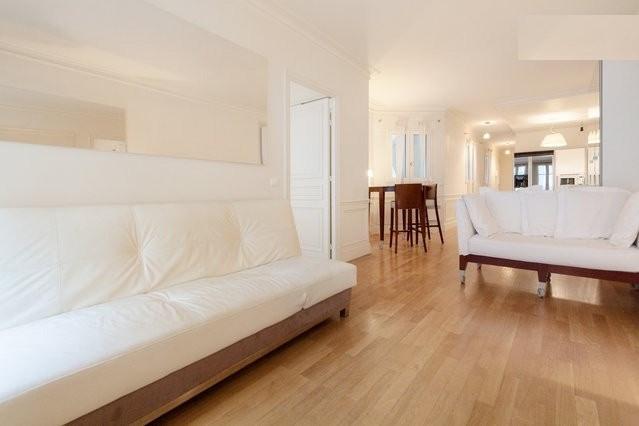 Rental apartment Paris 6ème 4600€ CC - Picture 2