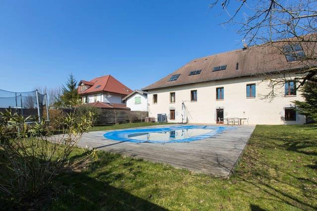 Vente de prestige maison / villa Annecy le vieux 1490000€ - Photo 11