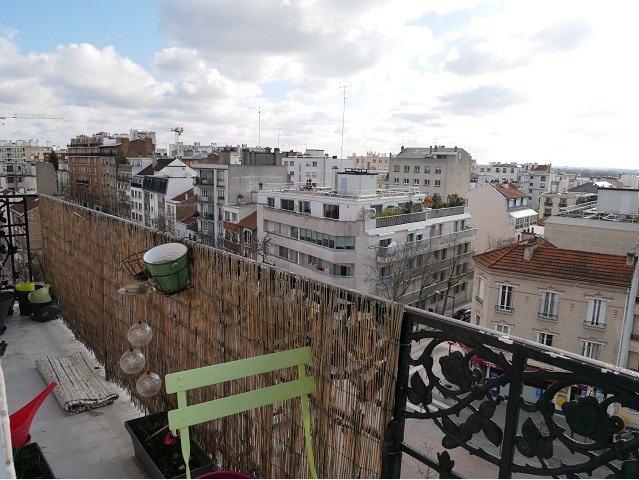 Vente appartement Vincennes 395 000€ - Photo 1
