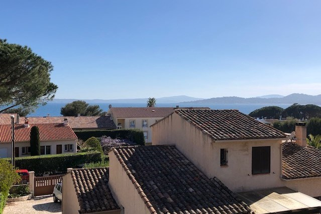Vacation rental house / villa Les issambres 700€ - Picture 4