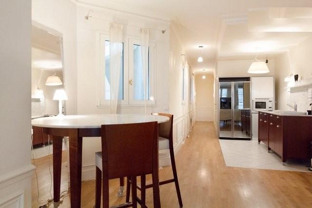 Rental apartment Paris 6ème 4600€ CC - Picture 4
