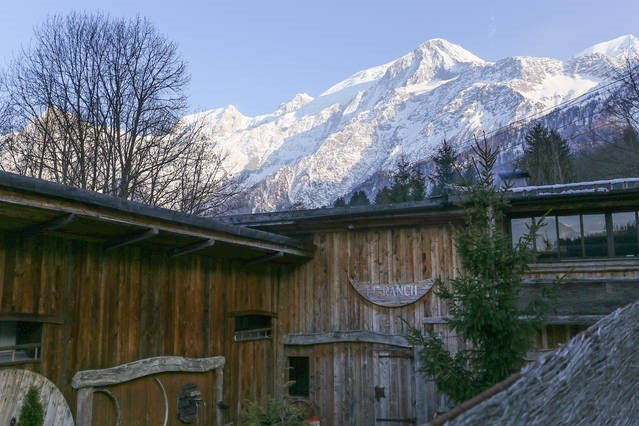 Deluxe sale house / villa Les houches 1 600 000€ - Picture 3