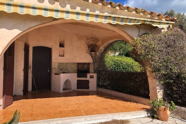 Vacation rental house / villa Les issambres 1125€ - Picture 7
