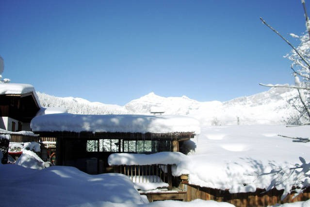 Deluxe sale house / villa Les houches 1 600 000€ - Picture 1