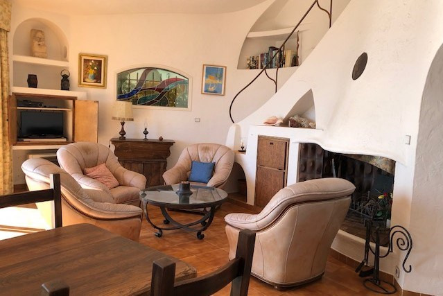 Vacation rental house / villa Les issambres 1125€ - Picture 4