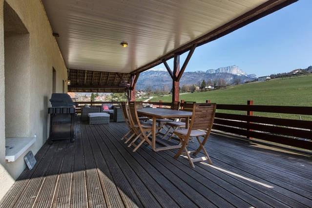 Vente de prestige maison / villa Annecy le vieux 1490000€ - Photo 8