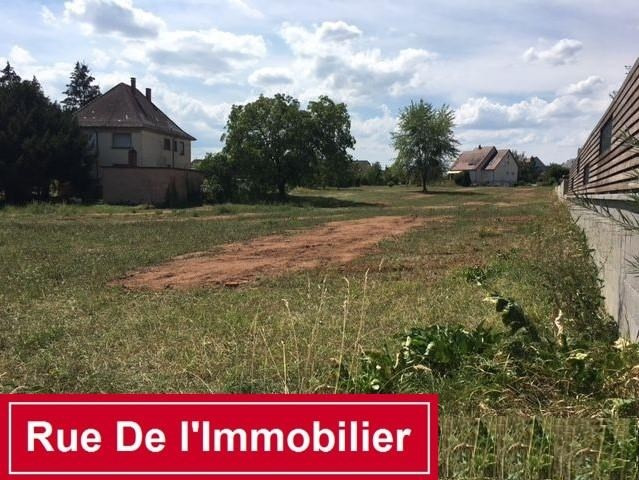 Vente terrain Wilwisheim 92 470€ - Photo 2