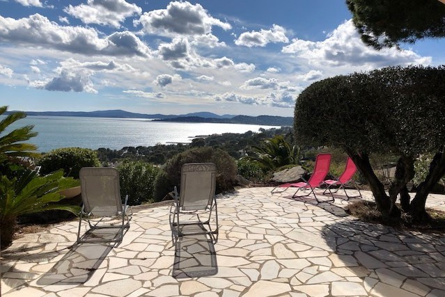 Vacation rental house / villa Les issambres 1125€ - Picture 3