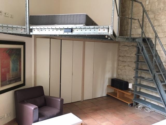 Rental apartment Paris 11ème 1190€ CC - Picture 1
