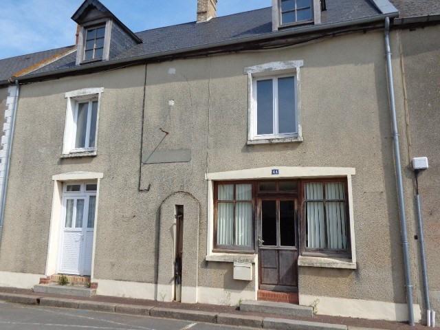 Verkoop  huis Montmartin en graignes 96800€ - Foto 1