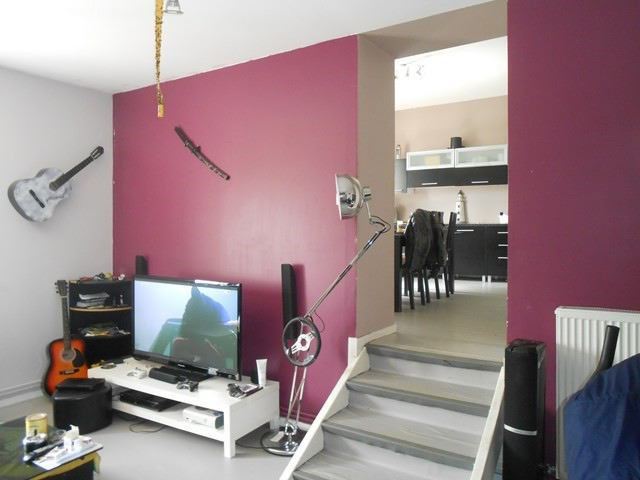 Rental apartment Saint-christo-en-jarez 528€ CC - Picture 1