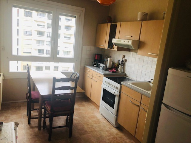 Vente appartement Rouen 89 500€ - Photo 4
