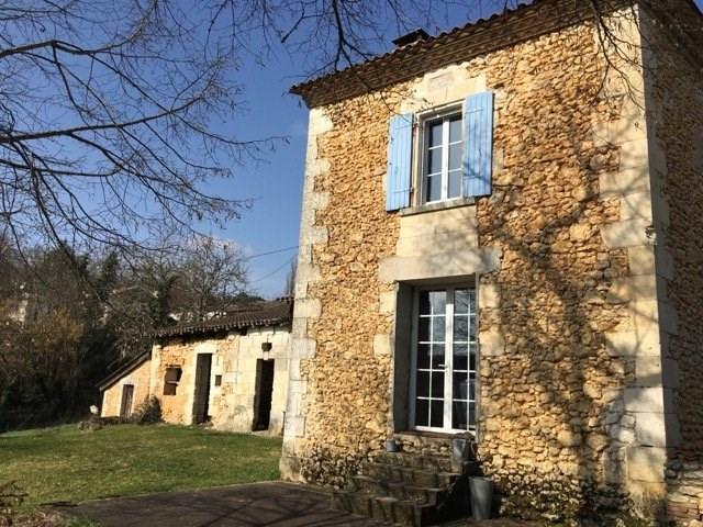 Vente maison / villa Beauronne 197000€ - Photo 1