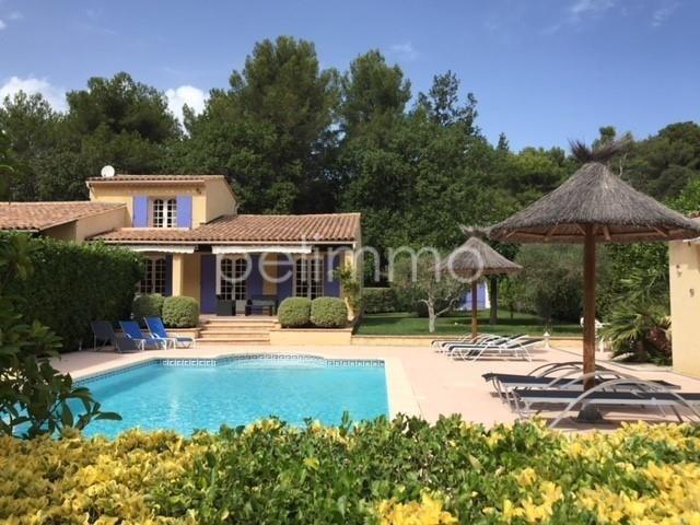 Deluxe sale house / villa Salon de provence 649000€ - Picture 2