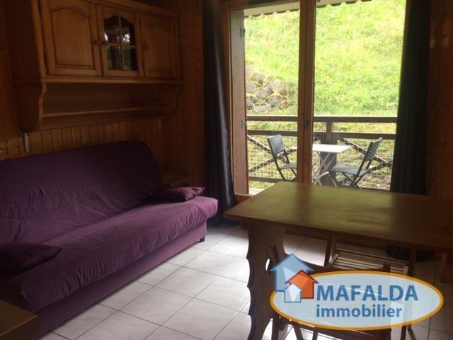 Rental apartment Mont saxonnex 360€ CC - Picture 2