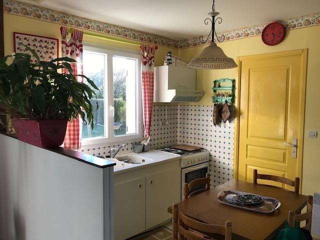 Sale house / villa Aubigny sur nere 160000€ - Picture 4