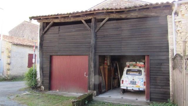 Vente bâtiment Asnières-la-giraud 117000€ - Photo 3