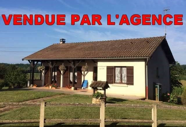 Sale house / villa Cuisery 117000€ - Picture 1