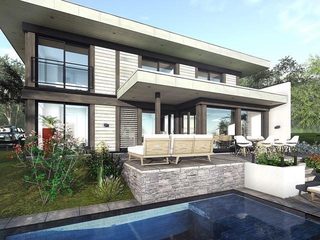 Vente de prestige maison / villa Poisy 924000€ - Photo 1