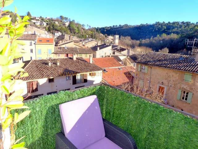 Viager appartement Valbonne 105 000€ - Photo 1