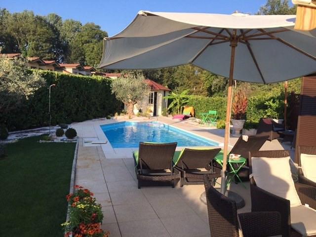 Vente de prestige maison / villa Pas de l echelle 629000€ - Photo 1