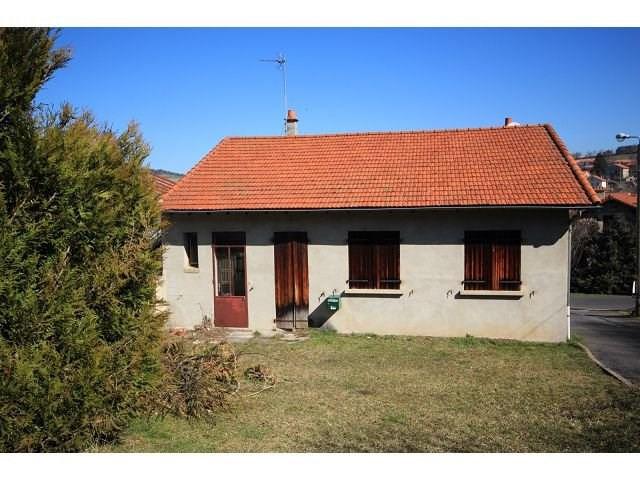 Vente maison / villa Laussonne 57000€ - Photo 1