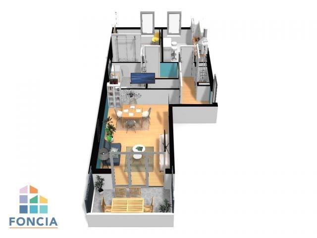 Sale apartment Bourg-en-bresse 125000€ - Picture 1