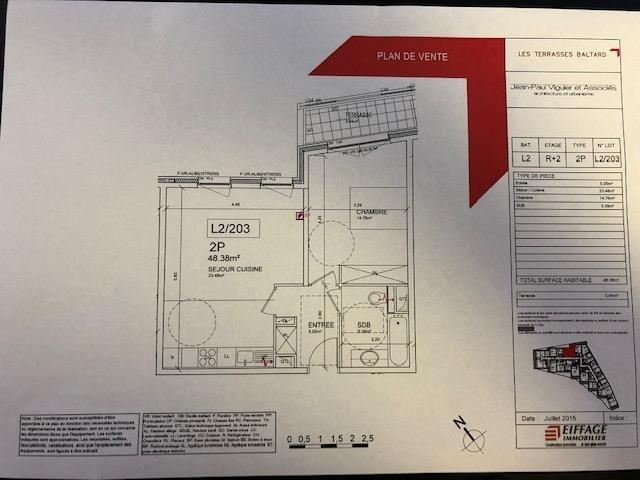 Location appartement Nogent sur marne 1002€ CC - Photo 2
