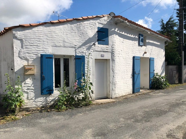 Vente maison / villa Semussac 164 300€ - Photo 1