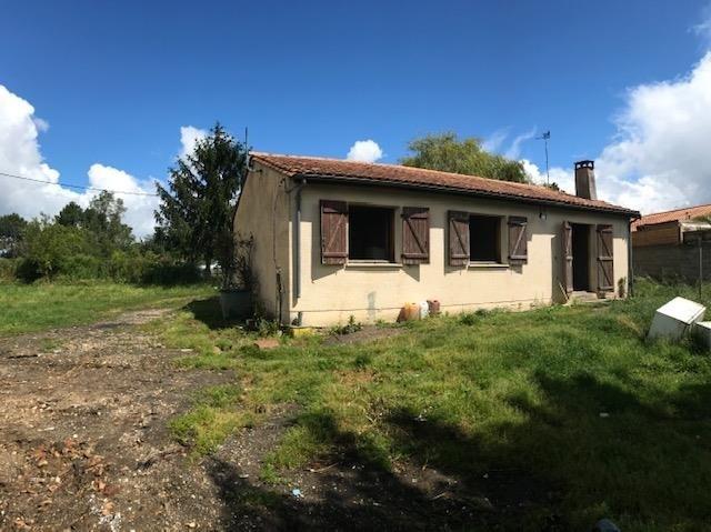 Sale house / villa Cubnezais 114000€ - Picture 2