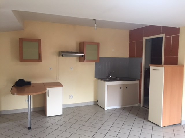 Rental apartment Satillieu 345€ CC - Picture 1
