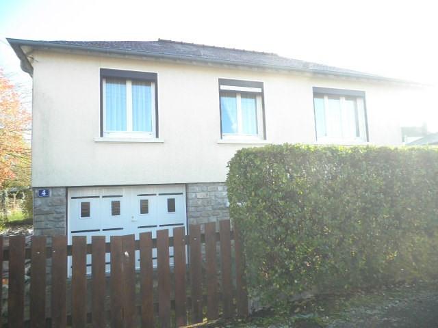 Vente maison / villa Martigne ferchaud 84950€ - Photo 2