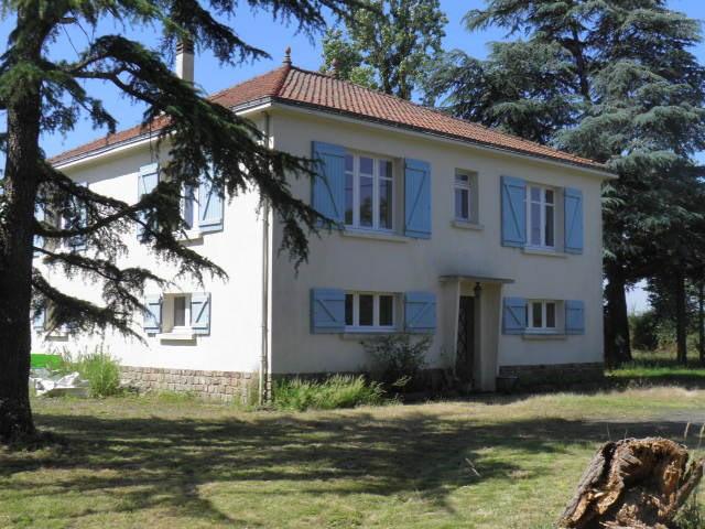 Vente maison / villa Vieillevigne 168900€ - Photo 1
