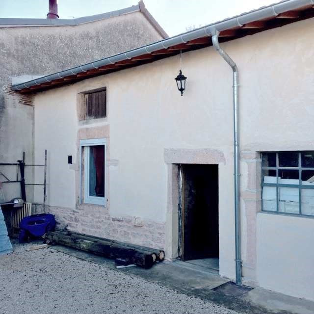 Investment property house / villa Cuisery 75000€ - Picture 2