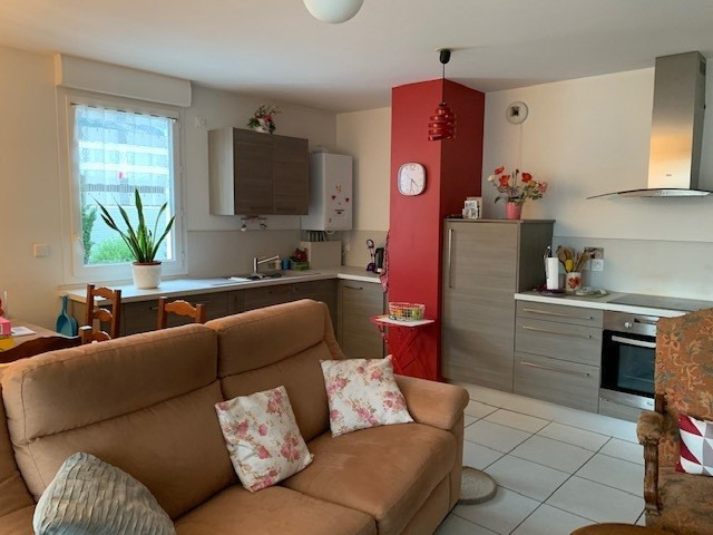 Viager appartement Vif 63 608€ - Photo 1