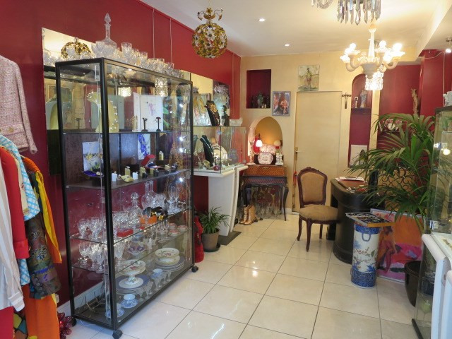 Commercial lease transfer shop Paris 1er 187 000€ - Picture 1